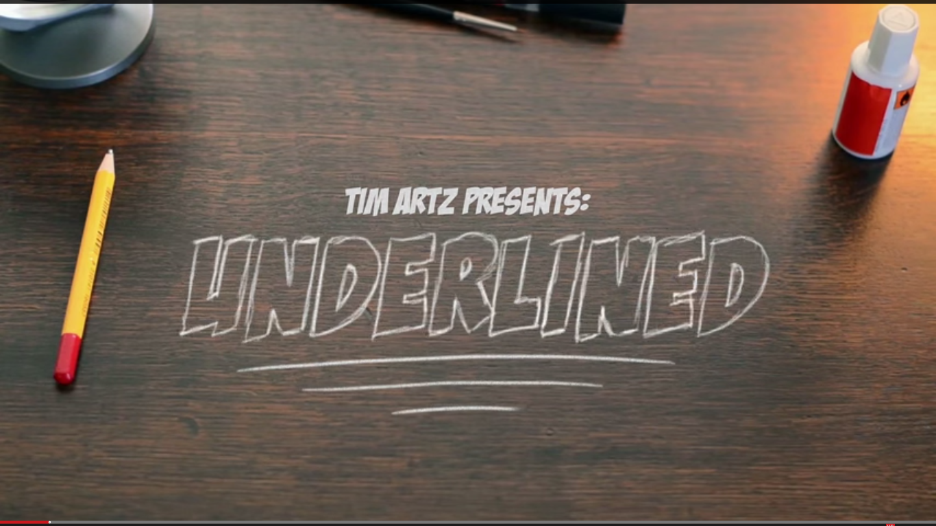 Underlined – Animatieproject